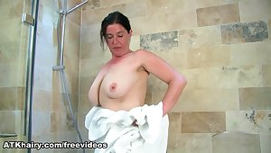 Wondrous pornstar in Horny Hairy, Big Tits adult chapter