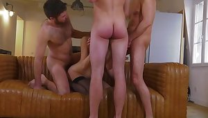 Tanya french mummy not roundabout first group and amass ejaculation